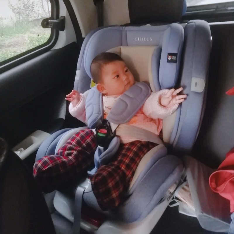 Chilux Roy 360 Baby Car Seat, Car Seat Installation Singapore